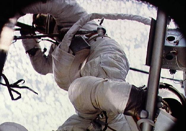 Image result for skylab 2 eva 1