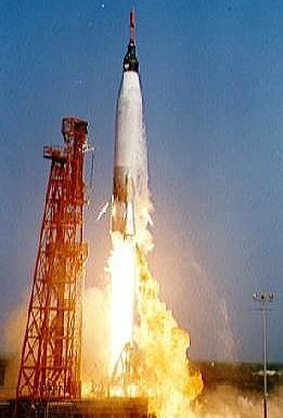 Image result for mercury ma-7 launch