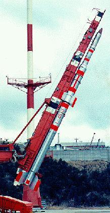 Roket Kappa-8 buatan Indonesia-Jepang Pernah Melampaui orbit kosmonot Soviet dan astronot Amerika