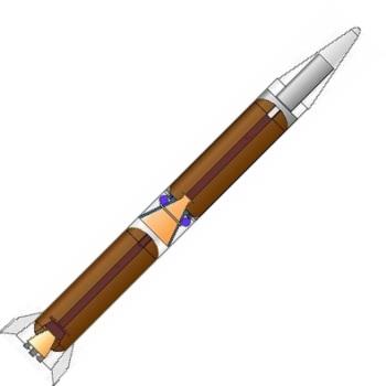 مجموعه من الاسلحة البالستيه Rsa2
