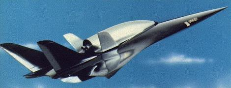 Saenger Spaceplane