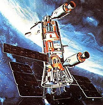 S-IVB Advanced Station