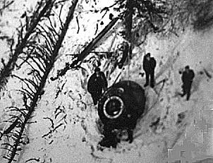 Image result for soyuz 10 landing