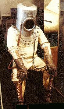 Wiley Post Suit