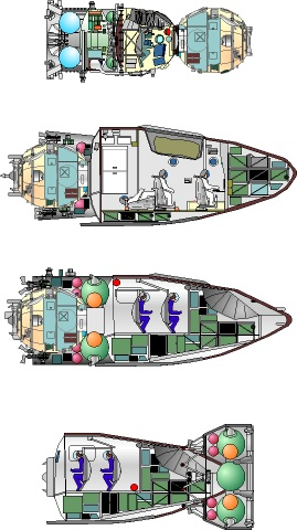orion spacecraft cutaway - photo #23