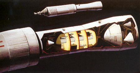 Von Braun Mars Expedition - 1969