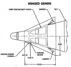 Winged Gemini