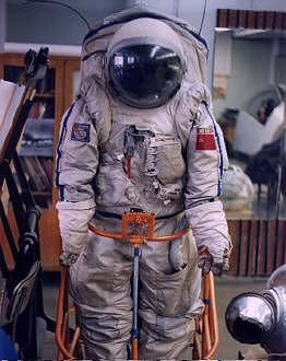 Spacesuit Orlan
