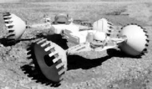Lunar Sortie Vehicle